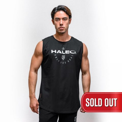 HALEO OTR SLEEVELESS BLACK
