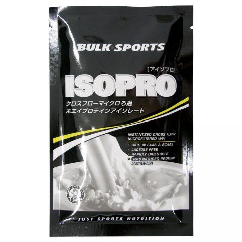 アイソプロ バルク スポーツ