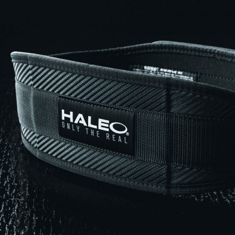 HALEO BLACK CARBON BELT