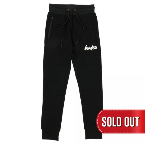 MILAN SLIM FIT JOGGER  BLACK
