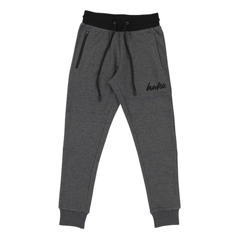 HALEO MILAN SLIM FIT JOGGER GRAY